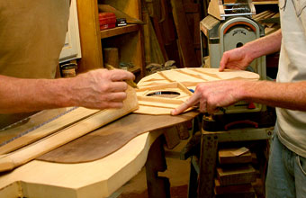 Guitar Building Classes